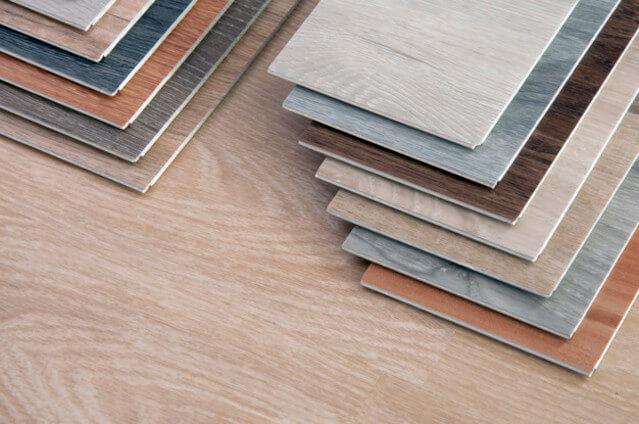 modelos de piso vinílico em régua